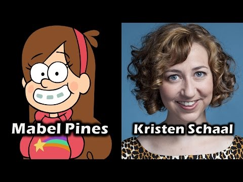 Thumbnail: Characters and Voice Actors - Gravity Falls (Complete Edition)