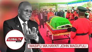 🔴#LIVE: WASIFU WA HAYATI MAGUFULI;  KUZALIWA, ELIMU, ALIYOYAFANYA  Enzi za UTAWALA wake HADI KIFO