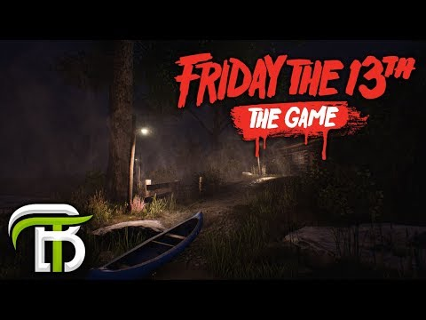 FRIDAY THE 13th GAME LIVE