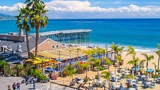 A Walk Around Paradise Cove Beach, Malibu, California