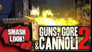 Guns, Gore & Connoli 2 Gameplay - Smash Look!