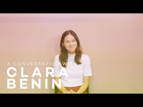 A Conversation With Clara Benin | On firsts, Twitter and her thoughts on mental health