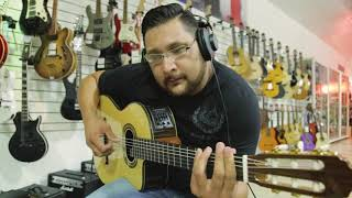 Takamine TH90 - Escucha como suena esta guitarra