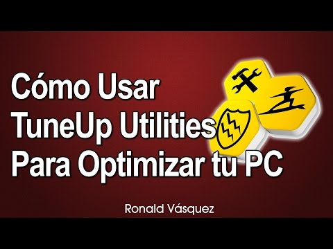 Como Usar Tuneup Utilities para Optimizar tu PC 2018