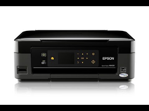 Epson nx430 - How To Clean Print-Head- Printhead Cleaning Kit In Description