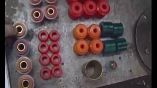 Теория ДВС: Полиуретановые сайлентблоки на ВАЗ