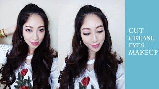 Hướng Dẫn Trang Điểm Kiểu Âu Mỹ - Cut Crease Makeup Look [ Vanmiu Beauty] - HD1080