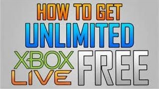 How to get Unlimited free Xbox live gold (FOR LIFE) (OCTOBER) 2015 ((NO CREDIT CARD NEEDED))