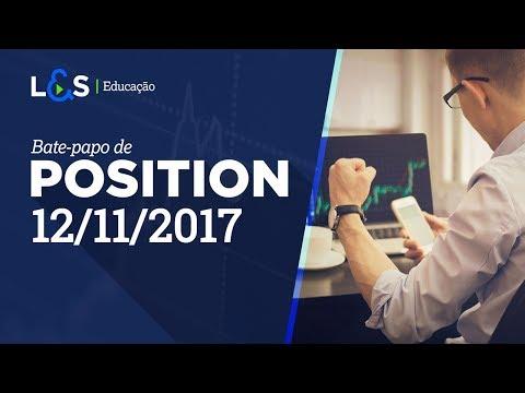 Bolsa de Valores Position - 12/11/2017