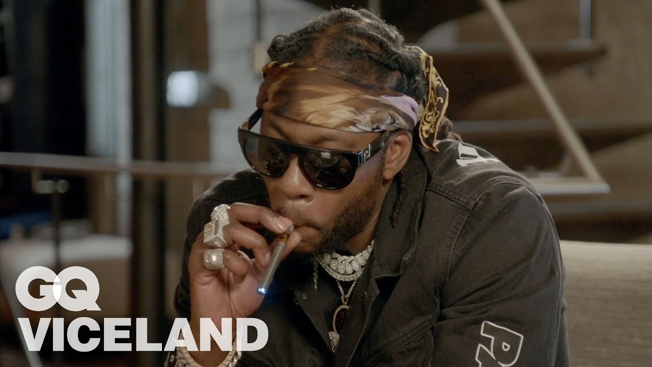 2 Chainz Checks Out the Most Expensivest Vape Pens | Most Expensivest | GQ & VICELAND