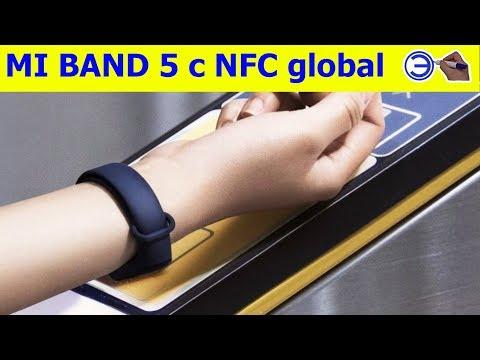 MI BAND 5 И ПОЛНОЦЕННЫЙ NFC