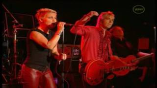 Roxette - Listen to Your Heart  (Live in Barcelona 2001) - HD