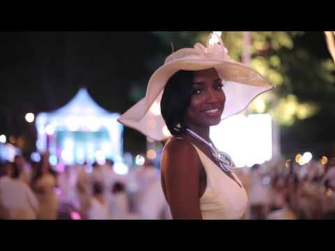 Diner en Blanc - Port Of Spain 2016, Official Video
