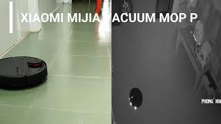 Robot hút bụi Xiaomi Gen 2 Mi Vacuum Mop P Bản Quốc Tế, em làm việc bất chấp ngày đêm