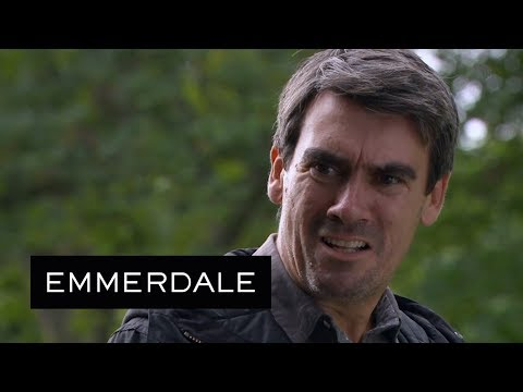 Emmerdale - Cain Realises He Has Just Killed Joe