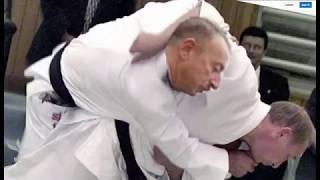Sambo: İlham Əliyev vs. Vladimir Putin