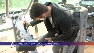 Yvelines | Les salles de sport touchées par la crise