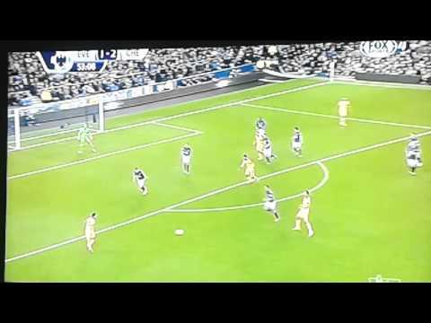Premier League 2014/15 - Everton v Chelsea