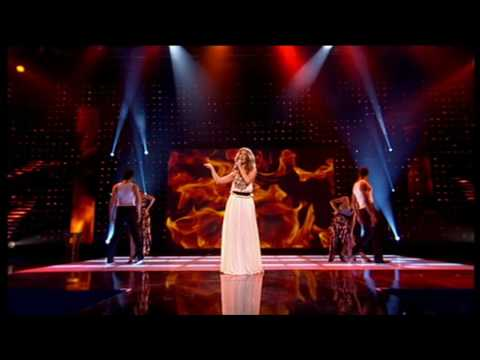 Celine Dion - Eyes On Me (Live An Audience With...) HQ
