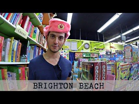 BRIGHTON BEACH- RUSSIA MEETS NYC!