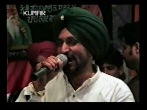 surjit bindrakhia live great performance - Mundri
