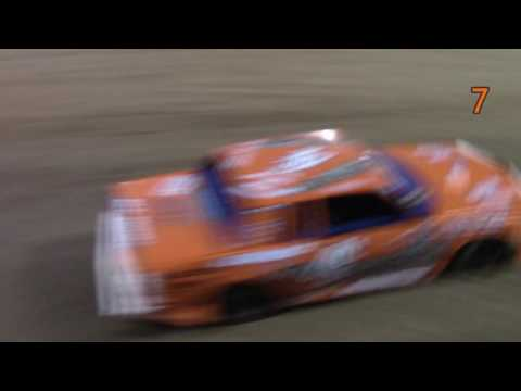 Dallas County Speedway Hobby Stock Feature 4/8/16