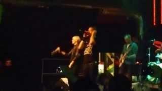 Mono & Nikitaman Stell dir Vor live @ Rude 7 Mannheim 06.12.2014
