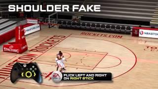 NBA LIVE 14 - Post Play Tutorial