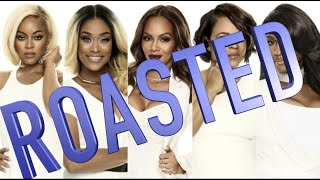 The Roast of Basketball Wives Season 7 Episode 9 & Love & Hip Hop Atlanta Season 7 Reunion part 2