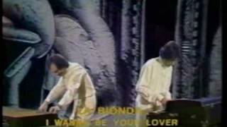 La Bionda - I wanna be your lover (Discoring)