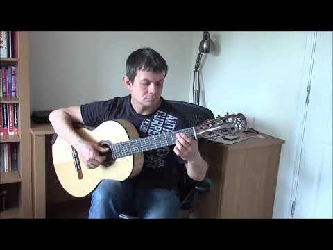 Хоть поверьте, хоть проверьте (Золушка) - на гитаре