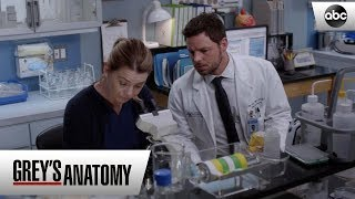 A Baby in a Bag - Grey's Anatomy Season 15 Episode 16