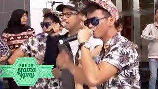 """Mantap!! Rizky Ridho feat Raffi Ahmad """" Pulang Malu Tak Pulang Rindu """" - Rumah Mama Amy (15/3)"""