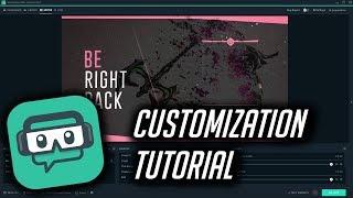 Streamlabs OBS Overlay Customization Tutorial! thumbnail