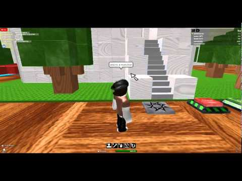 roblox how to make a cool house - YouTube
