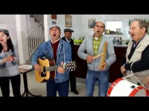 Cantigas na Rua,  Cunha Alta - Manguade