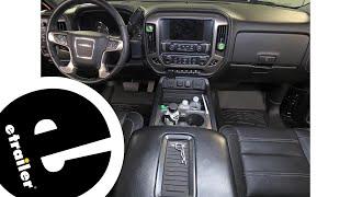 Westin Sure-Fit Front Floor Liners Review - 2016 GMC Sierra 3500
