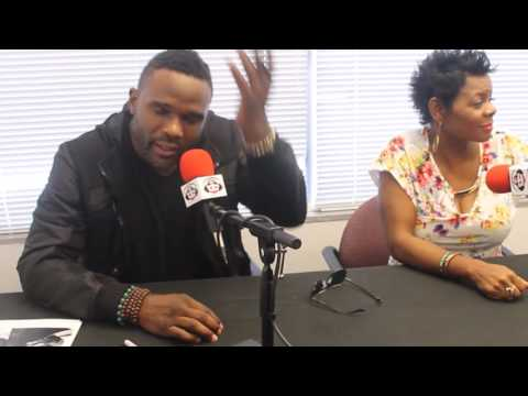 Darius Mccrary (LIVE)  Big Mouth Radio Station