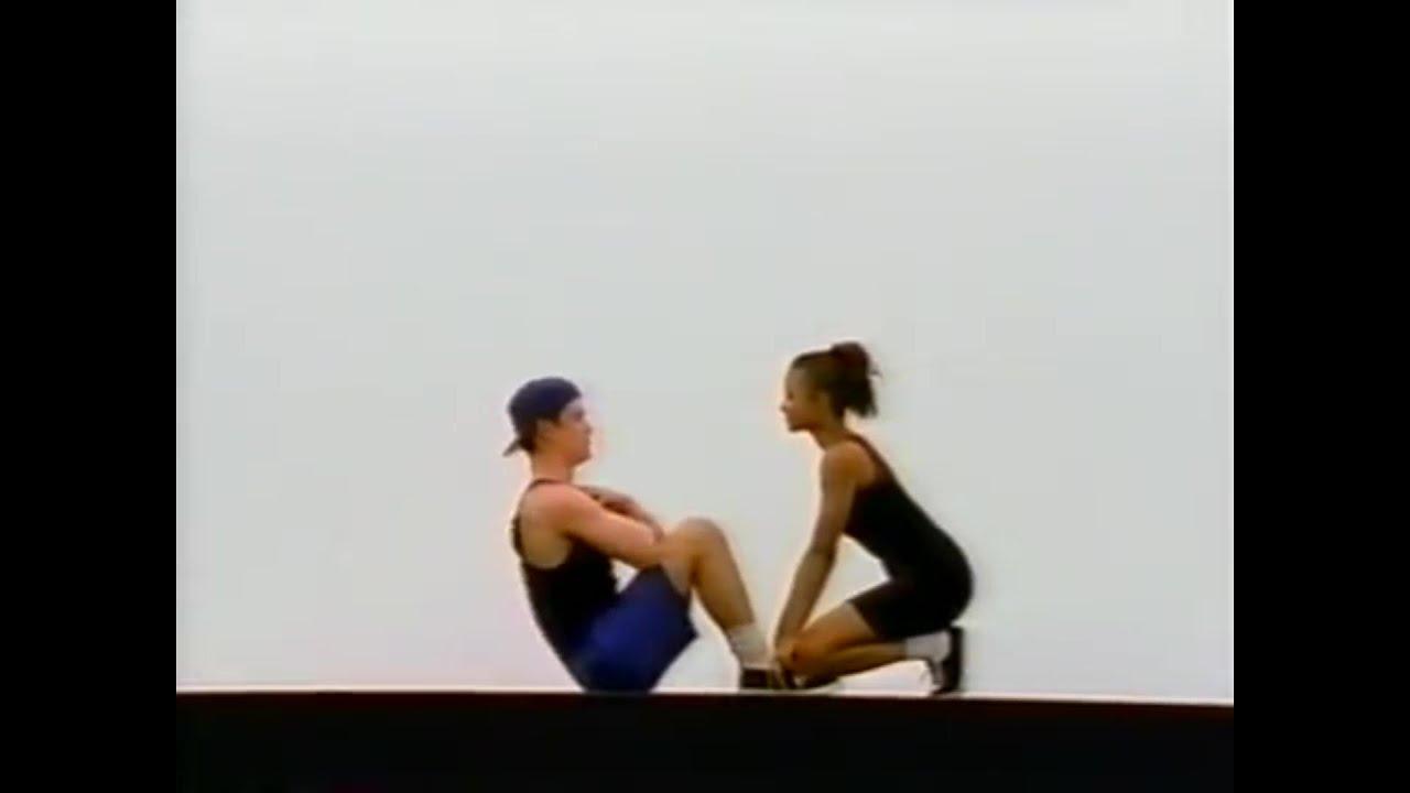 Download Lark Voorhies &  Mark-Paul Gosselaar | Fitness
