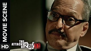 Nana Patekar gives his description | The Attacks Of 26/11 | Nana Patekar | Movie Scene thumbnail