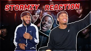 10 YEARS LATER🔥🔥🔥 STORMZY - VOSSI BOP - REACTION!!