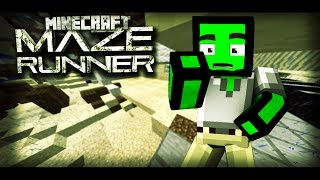 "Minecraft MAZE RUNNER - ""SNIPER!!"" #27 (Minecraft Roleplay)"