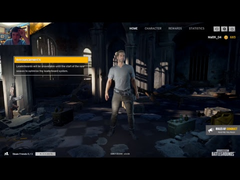 Yet Another PUBG Stream!