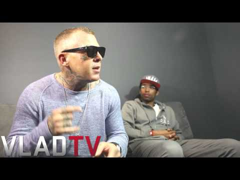 Swollen Members' Madchild Spits Dope Freestyle