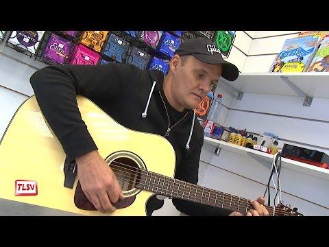 Luçon : un magasin de musique en centre ville !