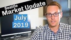 Seattle Real Estate Market Update | July 2019