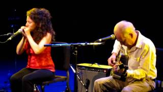 Paul Rishell & Annie Raines at Bluesfest 2010