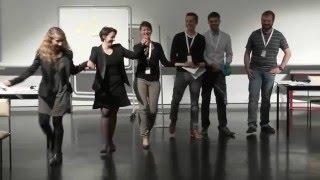 Equipe Agile mise en scène