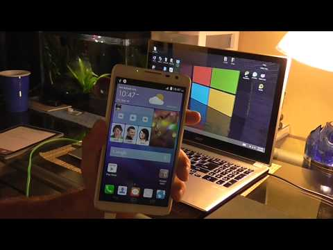 Rooting Huawei Ascend Mate 2