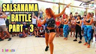 SALSANAMA SALSA BATTLE PART-3 - LEBANON LATIN FESTIVAL